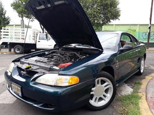 ford mustang 4.6 gt equipado vip at 1996
