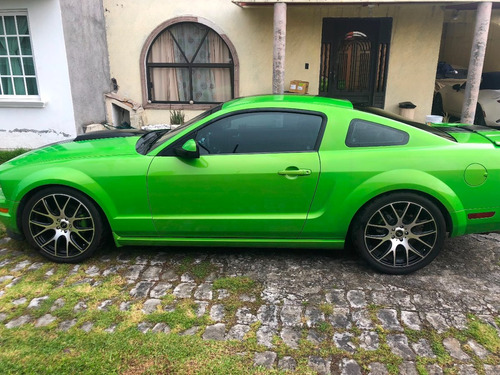ford mustang 4.6 gt equipado vip at