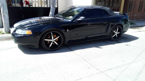 ford mustang 4.8