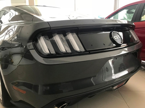 ford mustang 5.0 at gris 2017 0 km roas