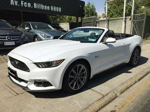 ford mustang 5.0 gt auto cabrio