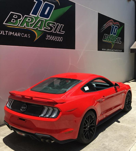 ford mustang 5.0 v8 ti-vct gt premium selectshift