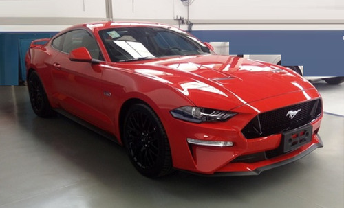 ford mustang 5.0 v8 tivct gasolina gt premium select 0km2018