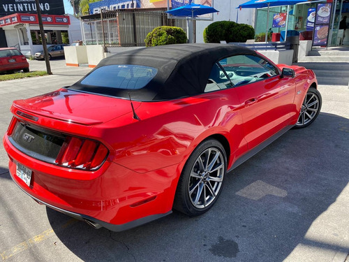 ford mustang 5.0l gt v8 convertible at 2015
