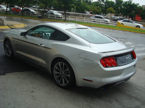 ford mustang 5.0l gt v8 mt 2016 plata