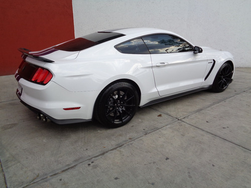 ford mustang 5.2l shelby gt350 mt 2017 (nuevo)