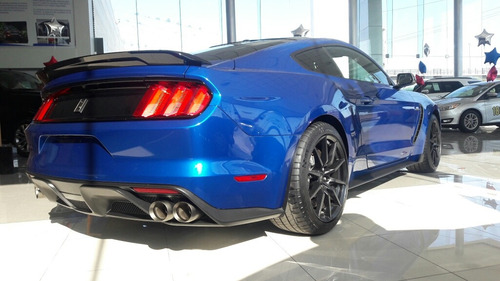 ford mustang 5.2l shelby gt350 mt 2018 somos agencia!