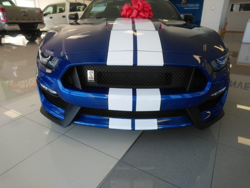 ford mustang 5.2l shelby gt350 mt