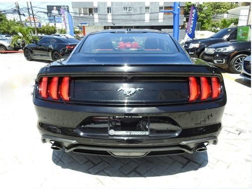 ford mustang a