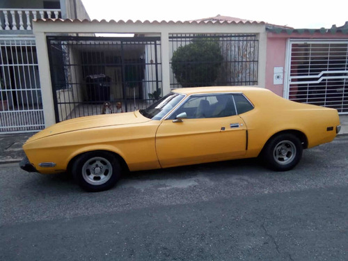 ford mustang año 73