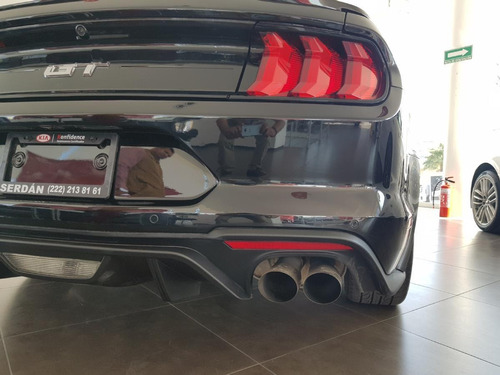 ford mustang aut