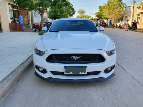ford mustang blanco 2017 gt 5.0