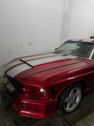ford mustang clasico
