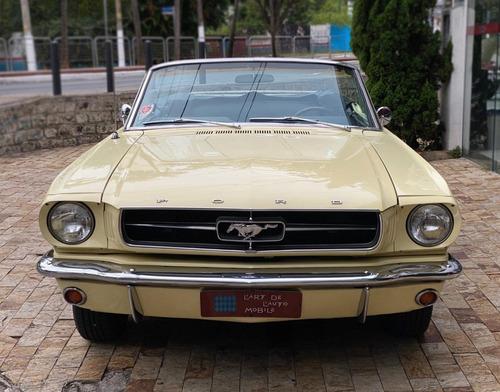 ford mustang conversível 1965