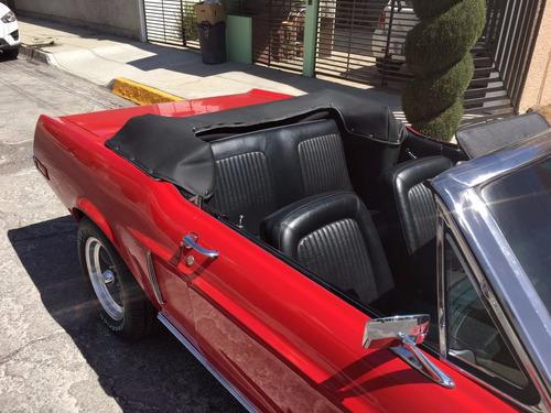 ford mustang convertible original 1968