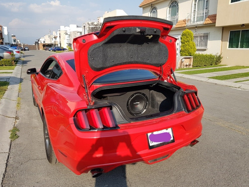 ford mustang coupe 3.7 v6 at 2016