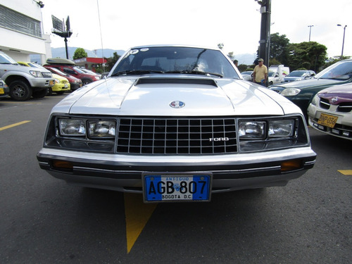 ford mustang coupe at 2300cc