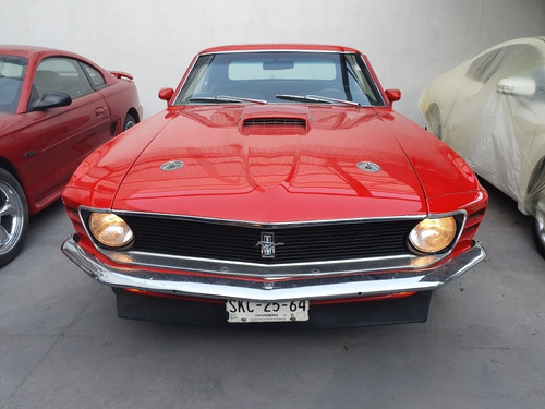 ford mustang coupé gt 70