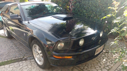 ford mustang coupe v6 tela 4.0