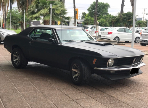 ford mustang coupe v8 1970