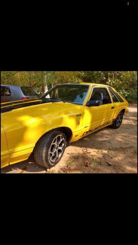 ford mustang deportivo