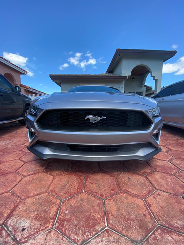 ford mustang ecoboost convertible