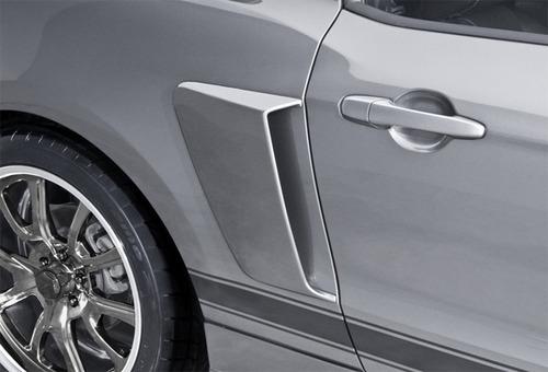 ford mustang eleanor tomas de aire de costado 05 06 07 08 09
