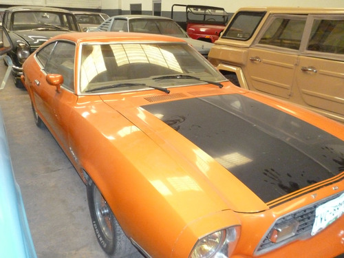 ford mustang fastback 1976 precio fijo