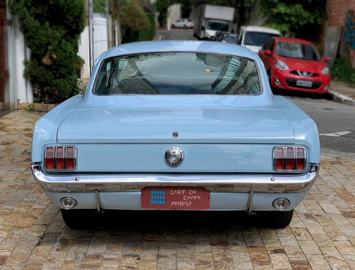 ford mustang fastback 2+2 - 1966