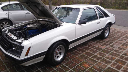 ford mustang ghia 1980 3.3 particular