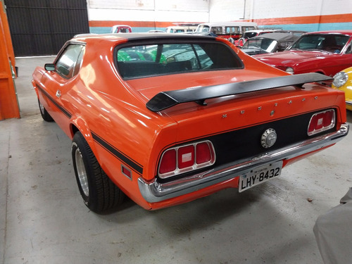 ford mustang grand cupe - 1972 - 351 - match one