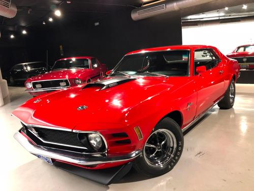 ford mustang  gt 351 1970 sorprendente!!