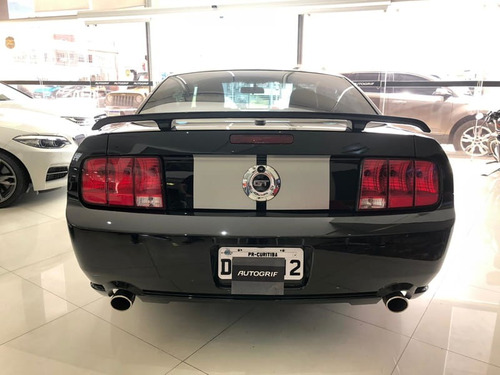 ford mustang gt 5.0 v-8 2p   2008