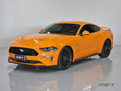 ford mustang gt 5.0 v-8 2p   2018