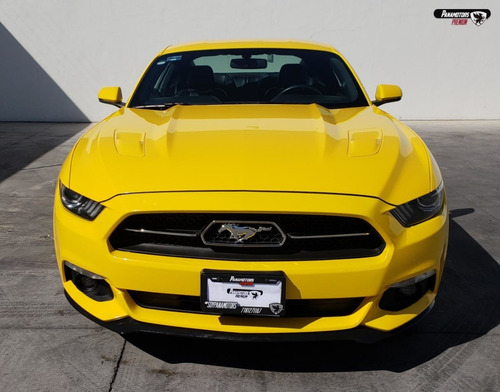 ford mustang gt 50 years amarillo 2015