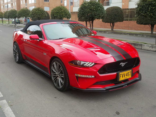 ford mustang gt cabriolet tp 5000cc fe