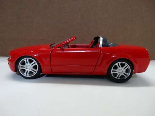 ford mustang gt concept  - maisto 1:24 - loose
