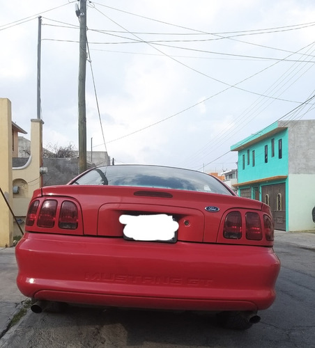 ford mustang, gt coupe, 1998