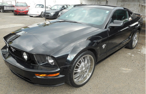 ford  mustang  gt  coupe prem. glass a