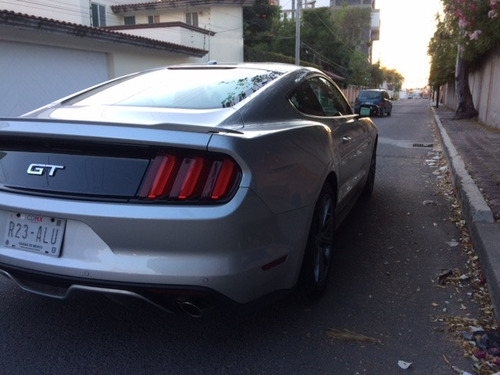 ford mustang gt premium 2017 motor 5.0l automatico v8