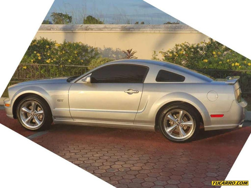 ford mustang gt - sincronica