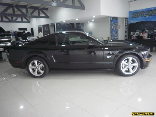 ford mustang gt sincrónico