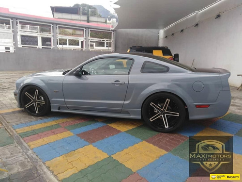 ford mustang gt sincronico