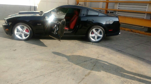 ford mustang gt v8 techo panoramico aut 2012