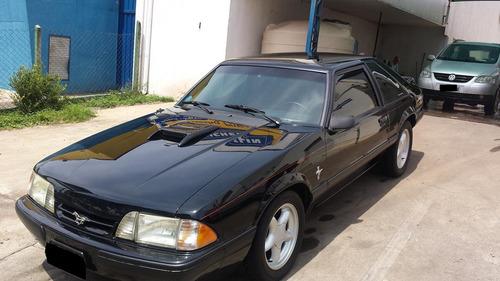 ford mustang hacthback lx 2.3 1990 foxbody ateliê do carro