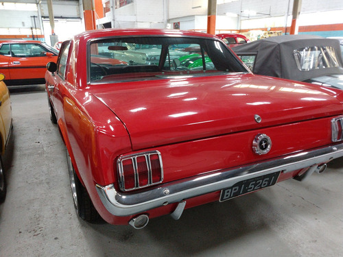 ford mustang hard top - 1965 - v 8