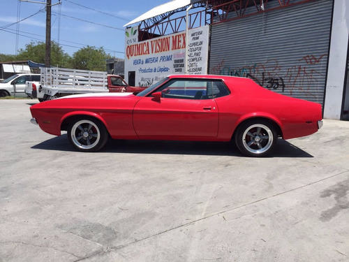 ford mustang hard top 1971
