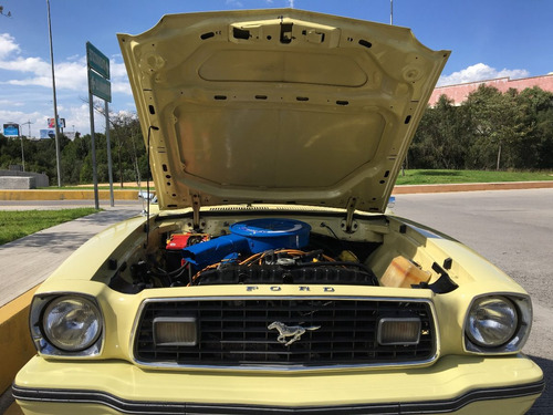ford mustang hard top 1975