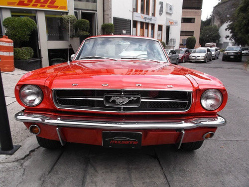 ford mustang hard top