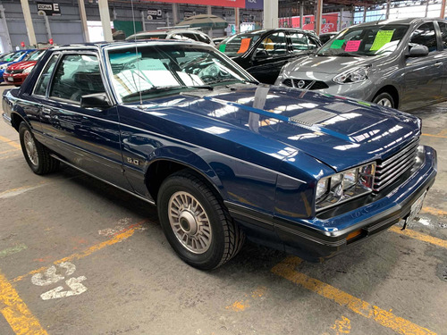 ford mustang hard top aut ac 1982